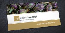 Geschenkgutscheine | Erlebniskochen Hamburg