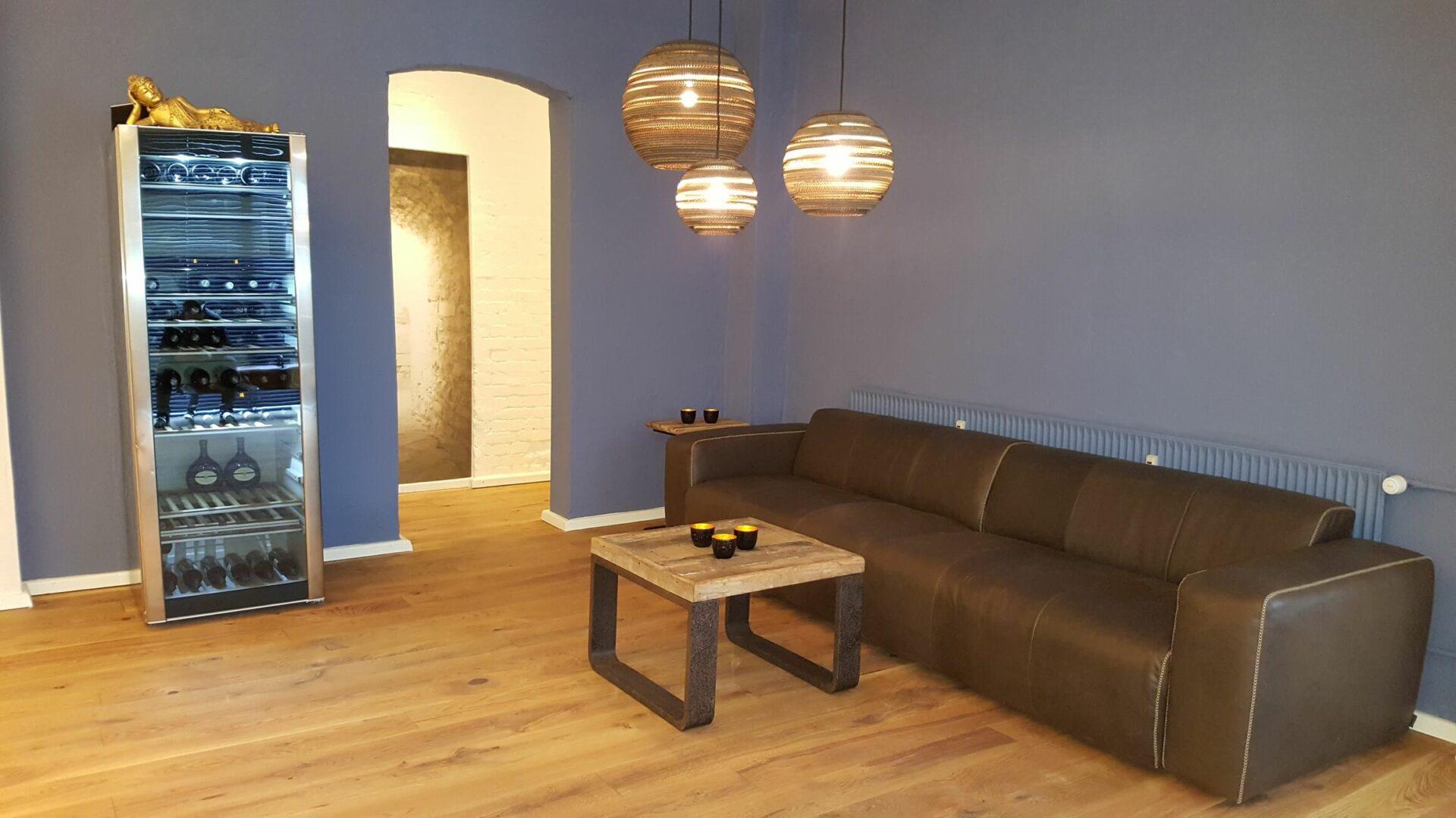 Lounge | Location: Erlebniskochen LOFT Hamburg