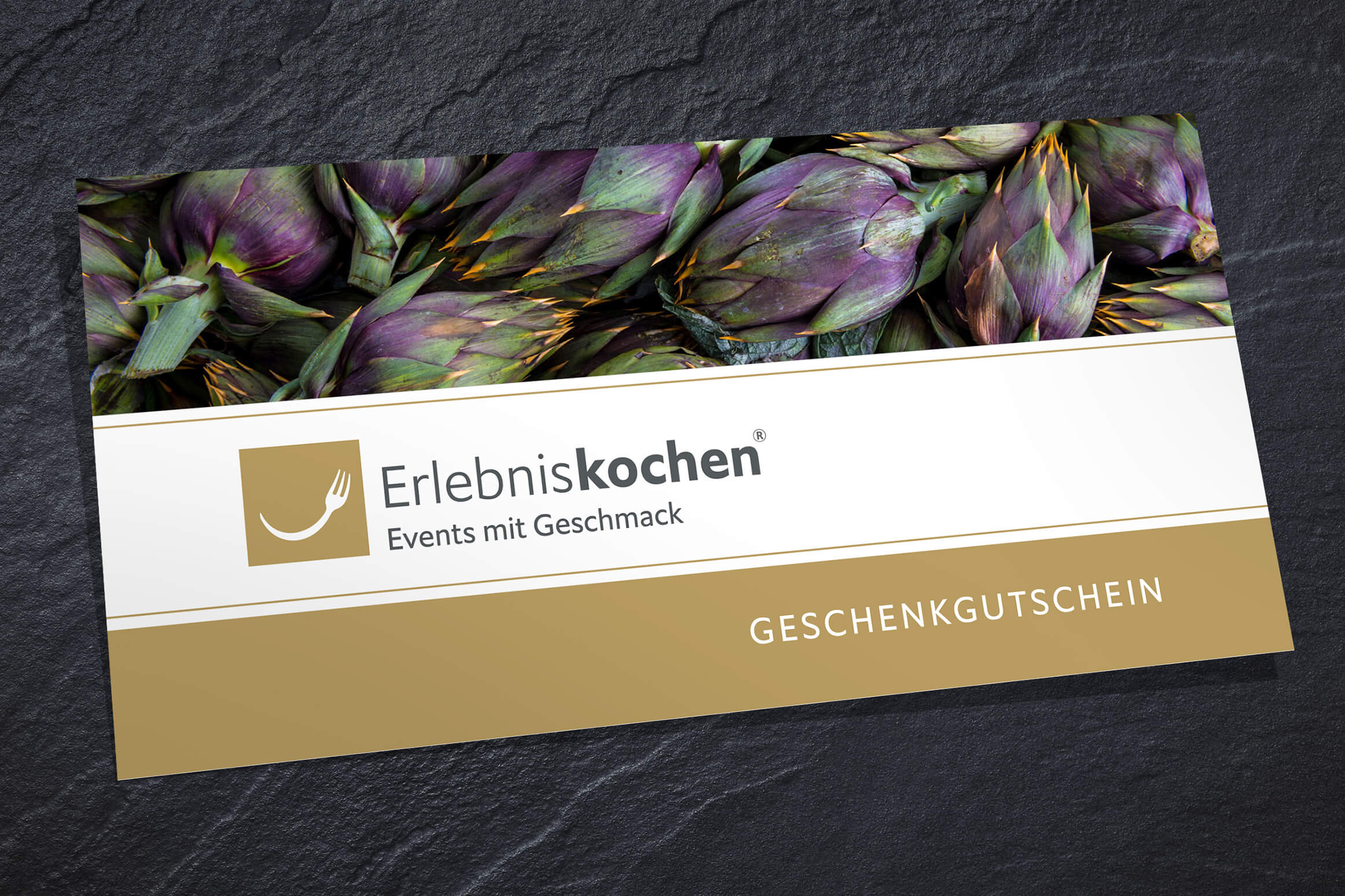 Erlebniskochen-Produkt: Gutschein - Flexibel in Termin, Location und Preis