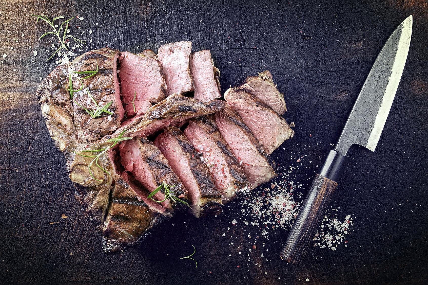 Wagyu Porterhouse Steak professionell braten | Erlebniskochen Hamburg